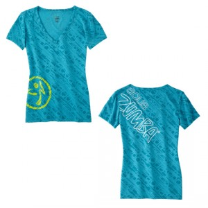 Aqua Zumba® - Feel the Thrill V-Neck