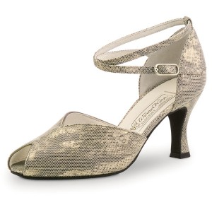 Werner Kern - Ladies Dance Shoes Asta - Shark Antique