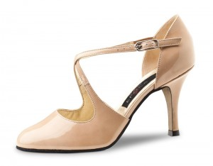 Nueva Epoca - Ladies Evening Shoes Aurora LS - Beige