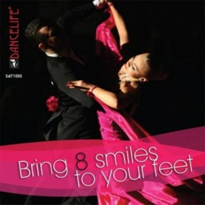 Dancelife - Bring 8 smiles to your feet [Tanzmusik CD]
