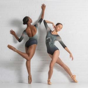 Ballet Rosa - Womens Ballet Body/Leotard SÉVÈRINE with round neck