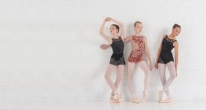 Ballet Rose - Girls Ballet Body/Leotard ADÉLE backless/sleeveless