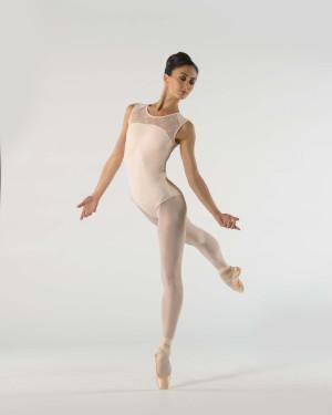 Ballet Rosa - Womens Ballet Body/Leotard RITA sleeveless with round neck