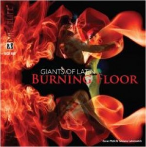 Dancelife - Burning Floor [Música de Baile | CD]