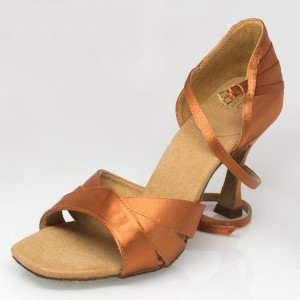 Ray Rose - Damen Latein Tanzschuhe C333 Carmen 3 - Light Tan