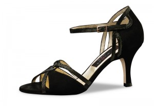 Werner Kern - Ladies Evening Shoes Christina LS - Black