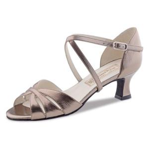 Werner Kern - Ladies Dance Shoes Dafne - Leather Antique