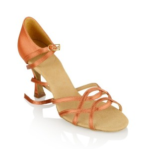Ray Rose - Damen Tanzschuhe 840-X Gobi - Dark Tan