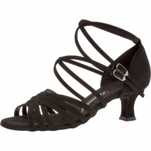 Diamant - Ladies Dance Shoes 108-064-040 - Black Nubuck