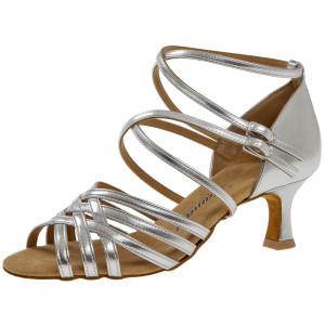 Diamant - Mujeres Zapatos de Baile 108-077-013 - Plateado