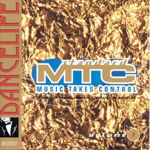Dancelife - Music Takes Control - Standard 1 [Tanzmusik CD]