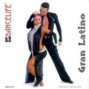 Dancelife - Gran Latino [Tánczene | CD]