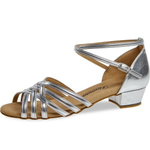 Diamant - Ladies Dance Shoes 008-035-013 - Silver