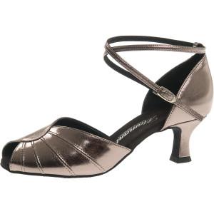 Diamant - Mulheres Sapatos de Dança 027-077-072 - Bronze