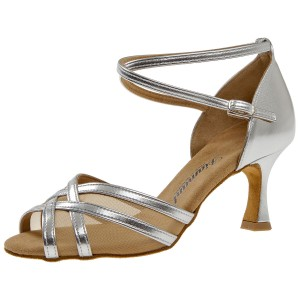 Diamant - Ladies Dance Shoes 035-087-013 - Silver