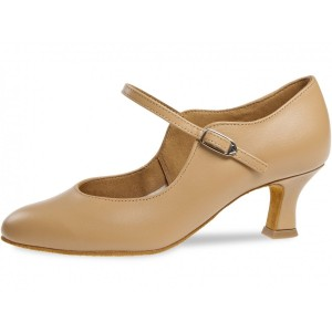 Diamant - Femmes Chaussures de Danse 050-068-095 - Beige