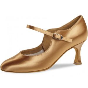 Diamant - Femmes Chaussures de Danse 050-085-087 - Bronce