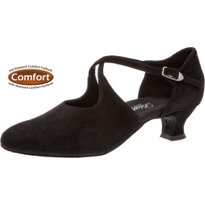 Diamant - Ladies Dance Shoes 052-112-001 [Extra Wide]
