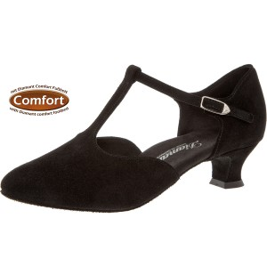 Diamant - Ladies Dance Shoes 053-014-001 [Wide]