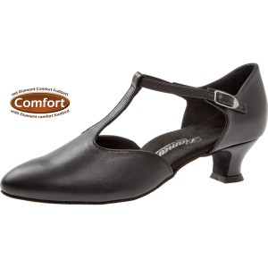 Diamant - Ladies Dance Shoes 053-014-034 - Black Leather