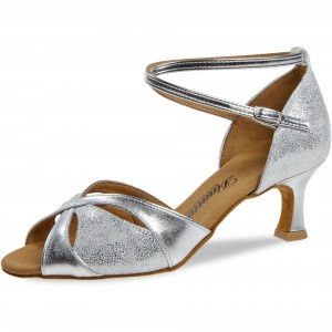 Diamant - Mujeres Zapatos de Baile 141-077-463 - Plateado