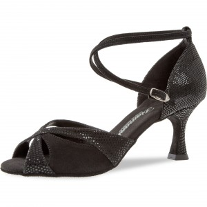 Diamant - Ladies Dance Shoes 141-087-084 - Black Suede