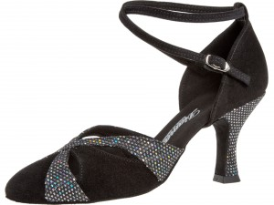 Diamant - Ladies Dance Shoes 151-109-179 - Black