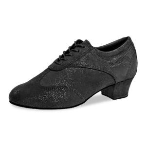 Diamant Ladies Practice Dance Shoes 183-034-550-A - Suede Black