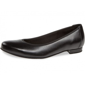 Diamant - Ladies Ballerinas 175-005-034 - Black Leather