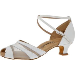 Diamant - Damen Tanzschuhe / Brautschuhe 102-011-033 - Weiß