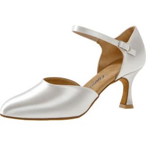 Diamant - Damen Tanzschuhe / Brautschuhe 051-085-092 - Weiß