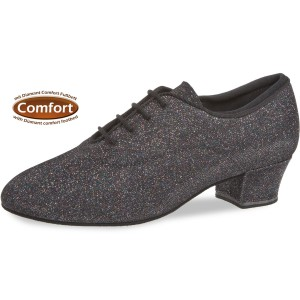 Diamant - Ladies Practice Shoes 140-034-511-A - Brocade Black