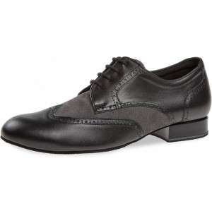Diamant - Men´s Dance Shoes 099-025-376 - Leather [Wide]