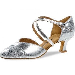 Diamant - Ladies Dance Shoes 161-068-505 - Silver
