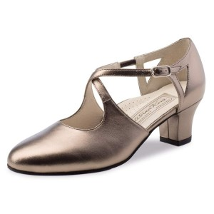 Werner Kern - Ladies Dance Shoes Gala - Leather Antique