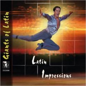 Dancelife - Latin Impressions [Tanzmusik-CD]