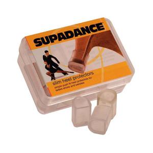 Supadance - Absatzschoner Slim [Transparent | 1 Paar]