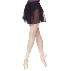 Intermezzo - Mädchen Ballettrock mit breitem Bund 7381 Falredfru