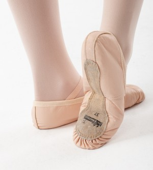 Intermezzo Ballettschuhe 7252 Pelle Skin Pink