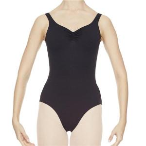 Intermezzo - Mädchen Ballett Body/Trikot mit Trägern schmal 31232 Bodydanmer