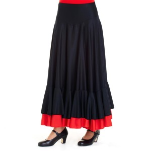 Intermezzo - Damen Flamenco Rock 7738 Faldabitam