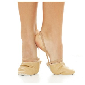 Intermezzo - Damen Gymnastik-Kappe 7223 Ritpunpla - Leder - Made in Spain
