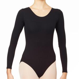 Intermezzo - Damen Ballett Body/Trikot mit Ärmeln lang 3010 Body Lover Ml