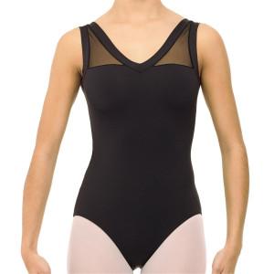 Intermezzo - Ladies Ballet Trikot/Body with straps wide 31416 Bodyuvered