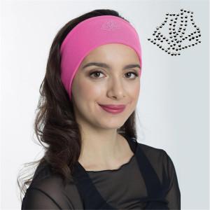 Intermezzo - Eiskunstlauf Stirnband mit Motiv 7309 Diavuelbot
