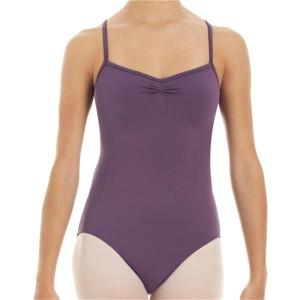 Intermezzo - Mädchen Ballett Body/Trikot mit Spaghetti-Trägern 31255 Bodycared