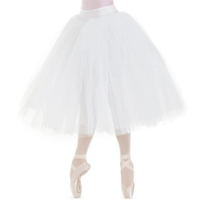 Intermezzo - Damen Ballett Romantik Tutu 7846 Falsliprom