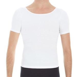 Intermezzo - Heren T-Shirt kort mouven met ronde nek 6363 Camalboy
