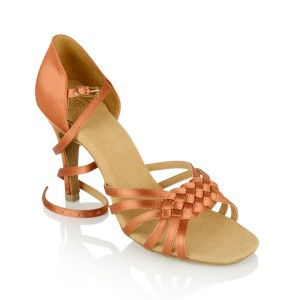 Ray Rose - Damen Tanzschuhe H869-X Moonglow - Dark Tan