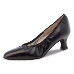 Werner Kern - Ladies Dance Shoes Laura - Black Leather